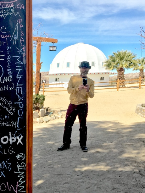 Quintessential Selfie at Integratron