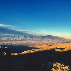 The San Jacinto Mountains